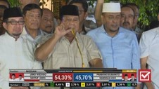 VIDEO: Prabowo: Hasil