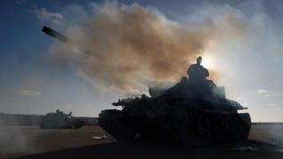 Serangan Roket di Tripoli, Dua Orang Tewas