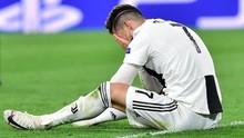Ronaldo Terburuk dalam Satu Dekade Terakhir
