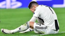 Ronaldo Menangis Baru Melihat Video Sang Ayah