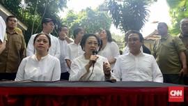 Megawati: Saya Pernah Ikut Pilpres, Kalah <i>Ndak</i> Ribut