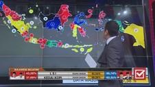 VIDEO: Peringkat Parpol Hasil Quick di Pilpres 2019