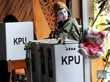Melebar, Kini Prabowo Ketinggalan 13,1 Juta Suara dari Jokowi