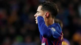 Perayaan Gol Berujung Cemoohan untuk Coutinho