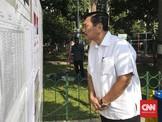 Diutus Jokowi, Luhut Temui Prabowo Besok