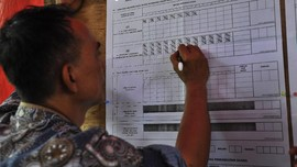 Jokowi-Ma'ruf Menang Hitung Suara Pemilu 2019 di Prancis