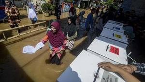 FOTO: Gempita Rakyat Indonesia Rayakan Pesta Demokrasi 2019