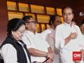 Jokowi Pantau Perhitungan Pemilu dengan Ketum Parpol