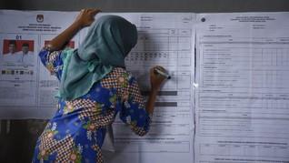 KPU Sebut Sudah 54 Petugas TPS Meninggal Selama Pemilu 2019