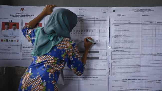 Pemilu 2019, Bawaslu Sebut 2.366 TPS Tak Ramah Disabilitas