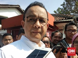 Anies Baswedan Dituding Gagal Buat Jakarta Kondusif