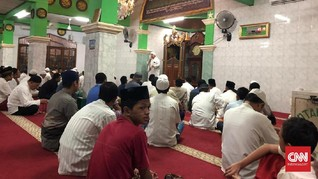 Video Rizieq Shihab Batal Diputar di Subuh Putih