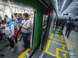 Besok MRT Berlaku Tarif Normal, Ini Rincian Harganya!
