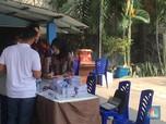 Kertas Suara Telat, TPS di Jakarta Utara Belum Mulai Nyoblos