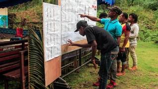 KPU Papua Tunda Pencoblosan di Semua TPS Distrik Abepura