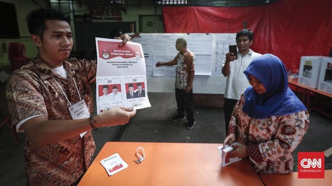 Exit poll pilpres 2020