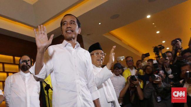 Beda Sikap Jokowi dan Prabowo soal Hasil Quick Count Pilpres