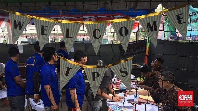Surat Suara Terbatas, Pemilih di Rutan Cipinang Gagal Nyoblos