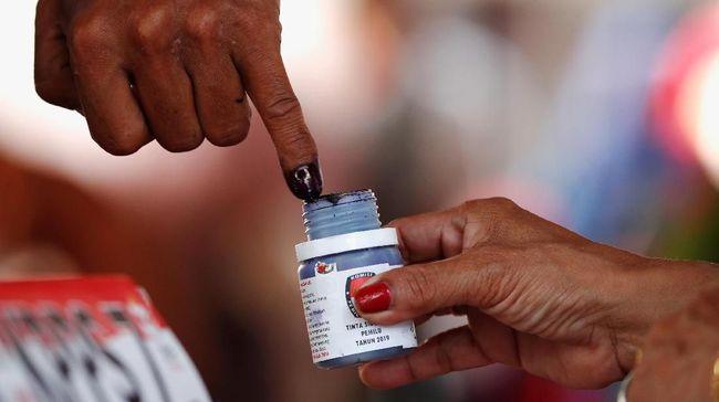 Cara Mudah Hilangkan Noda Tinta Ungu Pemilu Usai Nyoblos