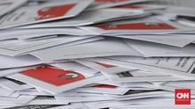 Quick Count KedaiKopi, Koalisi Jokowi Juara di 26 Provinsi