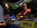 Kerja 24 Jam, Petugas KPPS Keluhkan Honor yang Tak Sebanding
