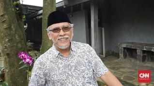 Cuitan Iwan Fals Soal Rekonsiliasi Prabowo-Jokowi