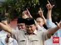 Prabowo Menang Suara di Ibu Kota Saudi