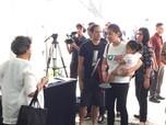 Celana Pendek & Sandal Jepit, Ini Gaya Mencoblos Bos Gojek