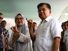 Luhut Mau Ketemu Prabowo Bahas Pilpres 2019, Apa Kata JK?