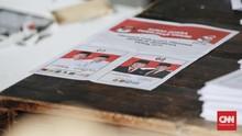 Polisi: Kertas Pemilu Dibakar di Papua Dokumen Tak Terpakai