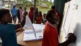 Istana Bantah Isu Pembakaran Dokumen Pemilu di Papua