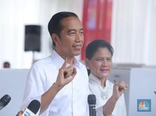 Apa yang Dilakukan Jokowi Setelah Nyoblos?