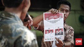 Jokowi-Ma'ruf Taklukkan Prabowo-Sandi di Berlin
