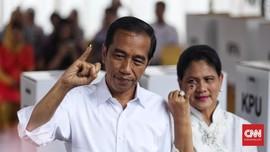 Real Count KPU 61 Persen: Jokowi Unggul Selisih 12 Persen