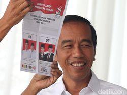 PM Singapura Telepon Jokowi, Ucapkan Selamat Menang Versi Quick Count