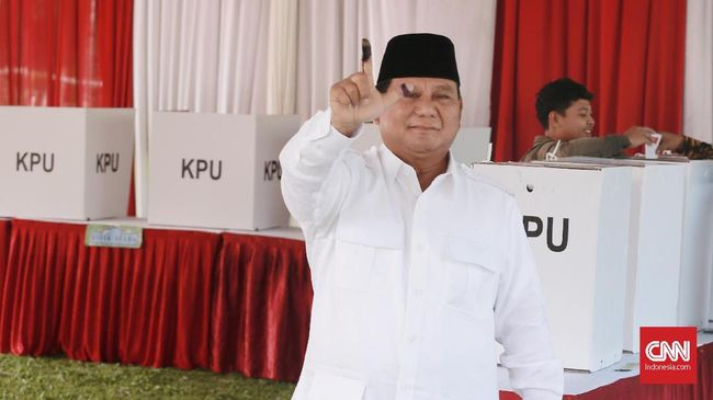 Prabowo Tak Bisa Jamin Pemilu Damai jika Terjadi Kecurangan