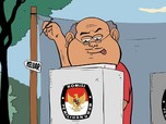 Real Count KPU Sudah 120.000 TPS, Jokowi Masih Unggul 54%