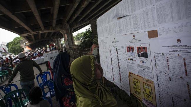 Dua Petugas KPPS di Sumsel Meninggal Diduga Kelelahan