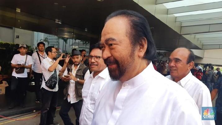 Presiden Joko Widodo (Jokowi) memastikan posisi Jaksa Agung dalam kabinet Jokowi-Ma'ruf tidak akan berasal dari partai politik.