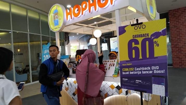 Ogah Bayar Biaya Top Up OVO Rp 1.000? Isi di Driver Grab!
