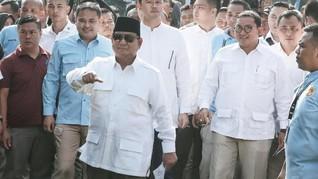 Fadli Zon Sebut Keputusan Gugat ke MK di Tangan Prabowo-Sandi