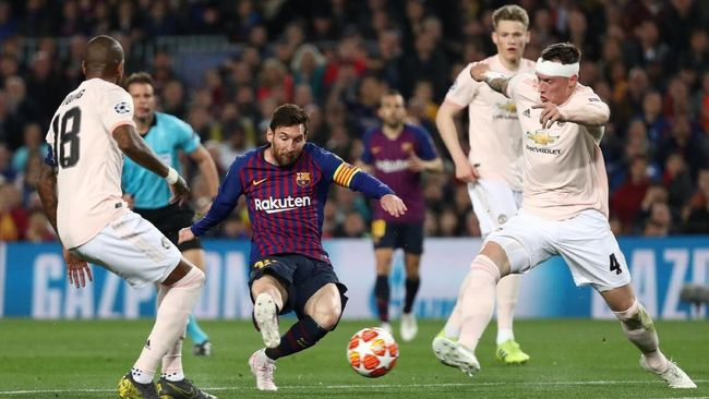 Messi Lagi, Messi Lagi