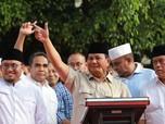 Real Count KPU Sudah 28%, Suara Prabowo-Sandiaga Masih 44%