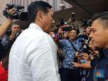 Rapor Luhut: Kebanyakan Urusan, Konektivitas Kalah Kencang