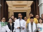 Real Count KPU 20.45 WIB: Jokowi 55,02% & Prabowo 44,98%