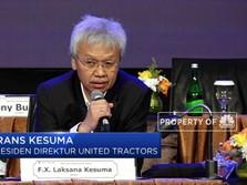 United Tractors Diversifikasi Lini Bisnis