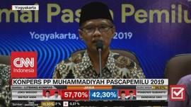 Ketua PP Muhammadiyah: Mohon Kedua Pihak Sabar