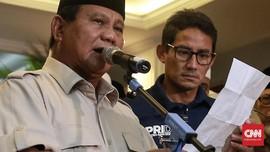 Demokrat: Jokowi atau Prabowo Tak Mungkin Sentuh 60 Persen