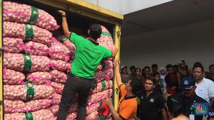 Impor Bawang Putih Nyaris 100%, Bagaimana Produksi RI?