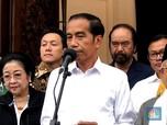 Real Count KPU 13.15 WIB: Jokowi 54,88% & Prabowo 45,12%